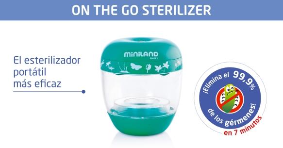 esterilizador minilan baby